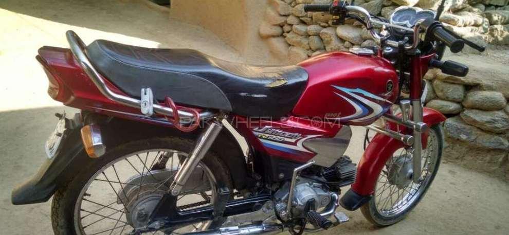 Yamaha YD-100 Junoon 2013 Image-1