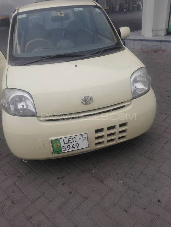 Daihatsu Esse Custom 2007 Image-1