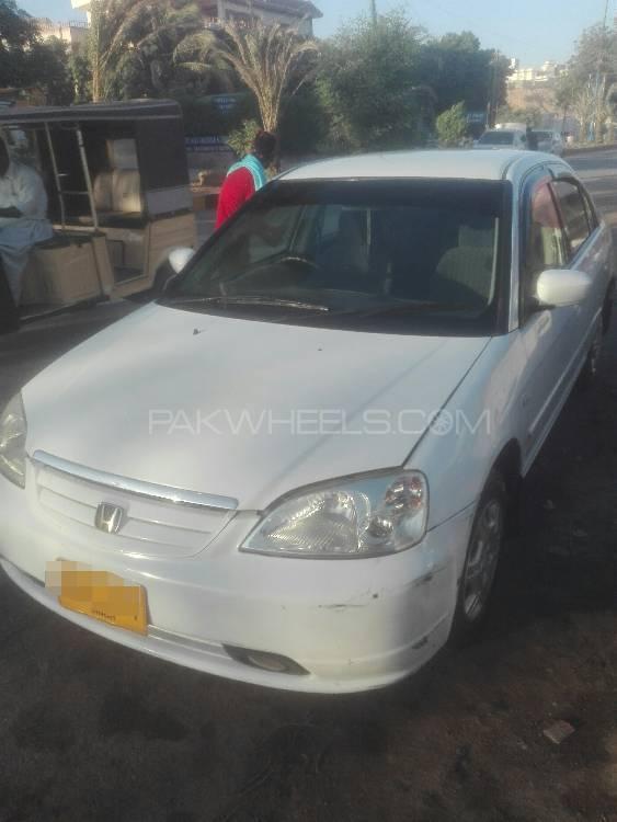 Honda Civic EXi Prosmatec 2002 Image-1