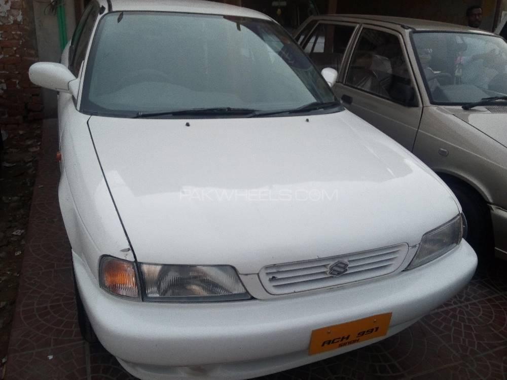 Suzuki Baleno GL 1996 Image-1