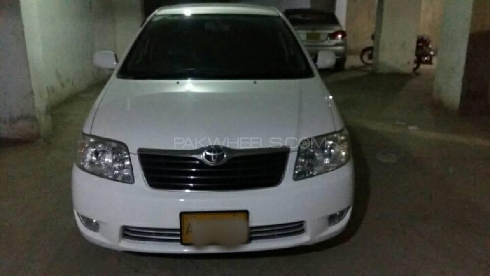 Toyota Corolla Assista X 2006 Image-1