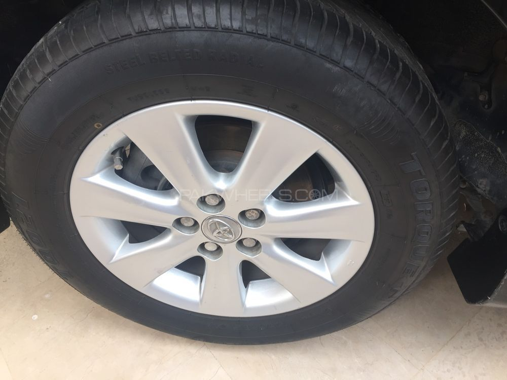 Altis rims wid brand new tyres Image-1