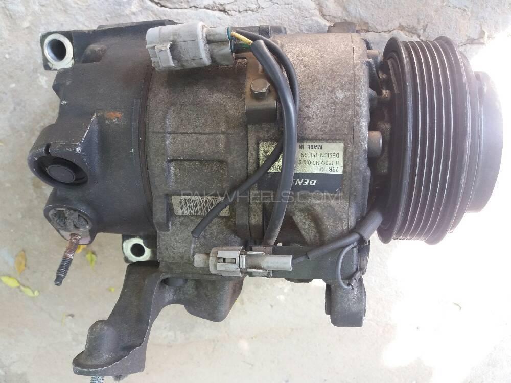 Denso A.C. compressor 2JZ kabli engine  Image-1