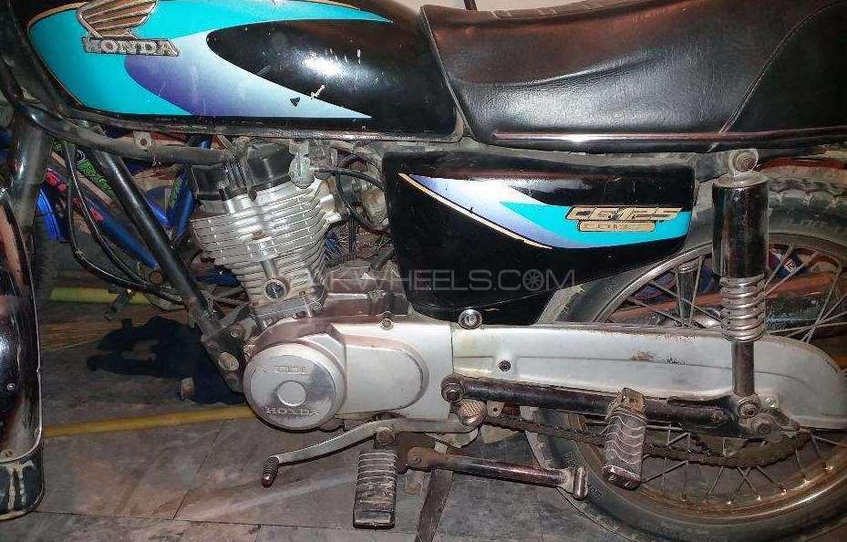 Honda CG 125 1994 Image-1