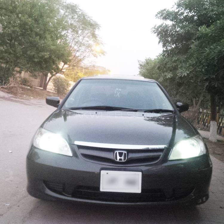 Honda Civic VTi Oriel UG Prosmatec 1.6 2004 Image-1