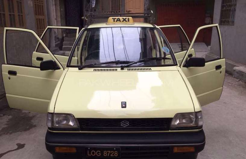 Suzuki Mehran VX 1991 Image-1