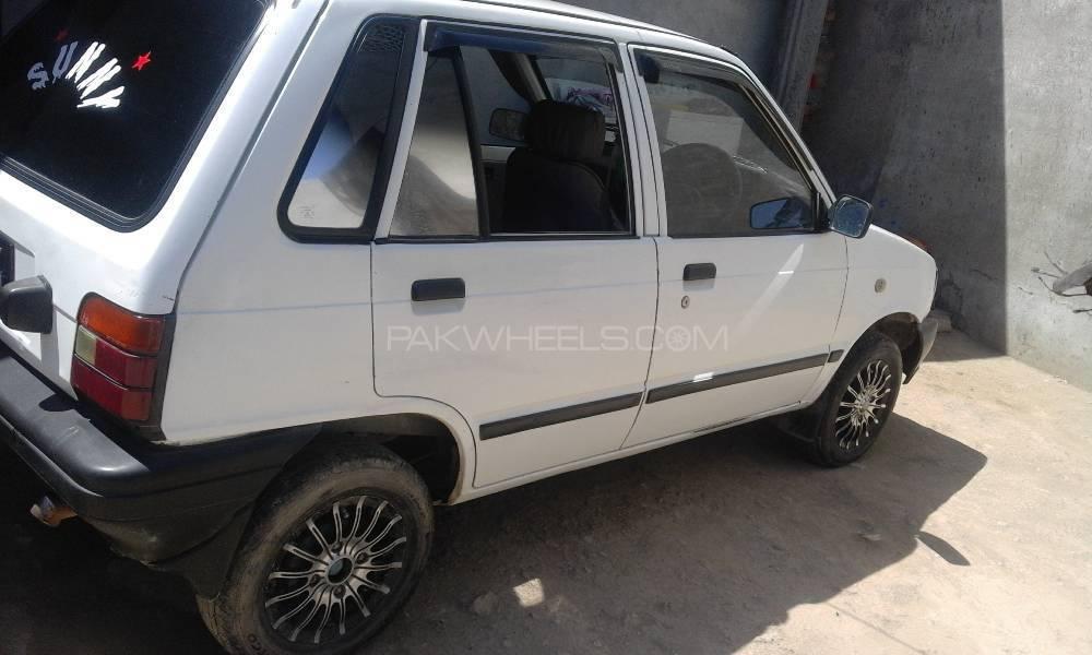 Suzuki Mehran VXR (CNG) 1998 Image-1
