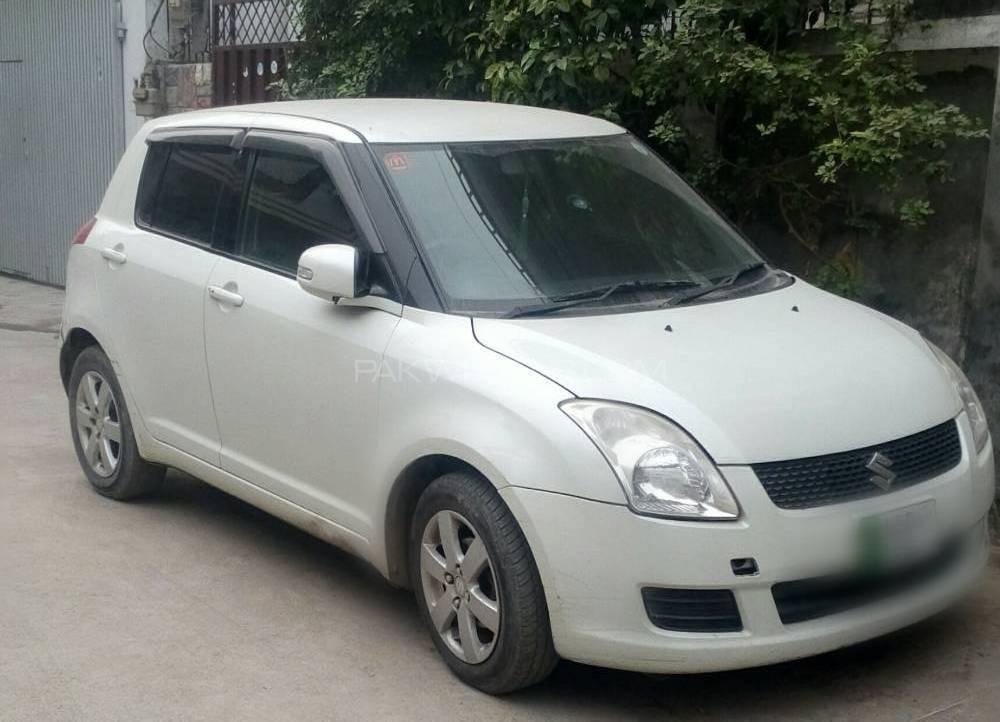 Suzuki Swift XG 1.2 2007 Image-1
