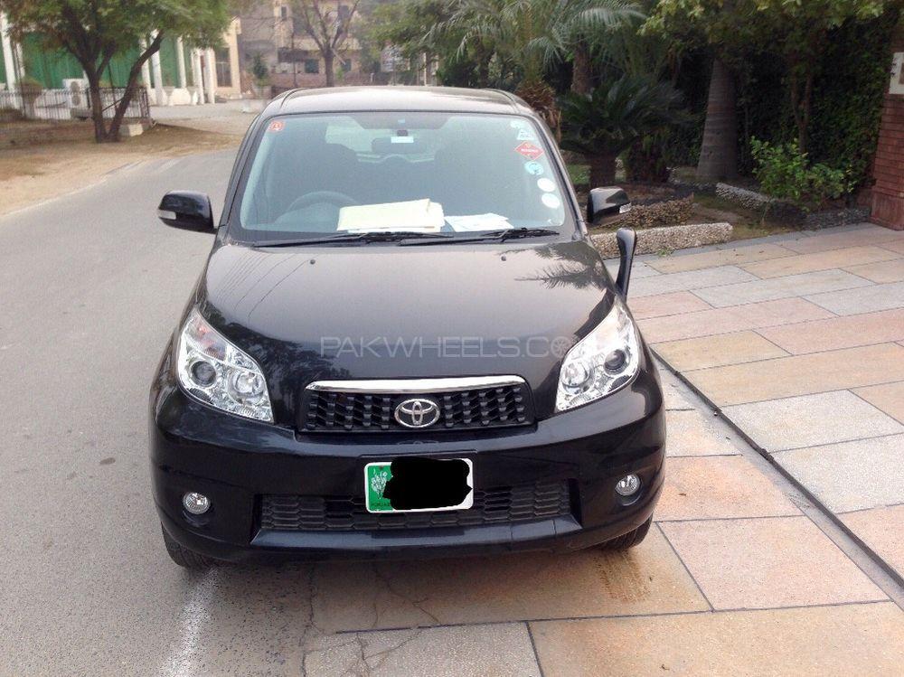 Toyota Rush X 2009 Image-1