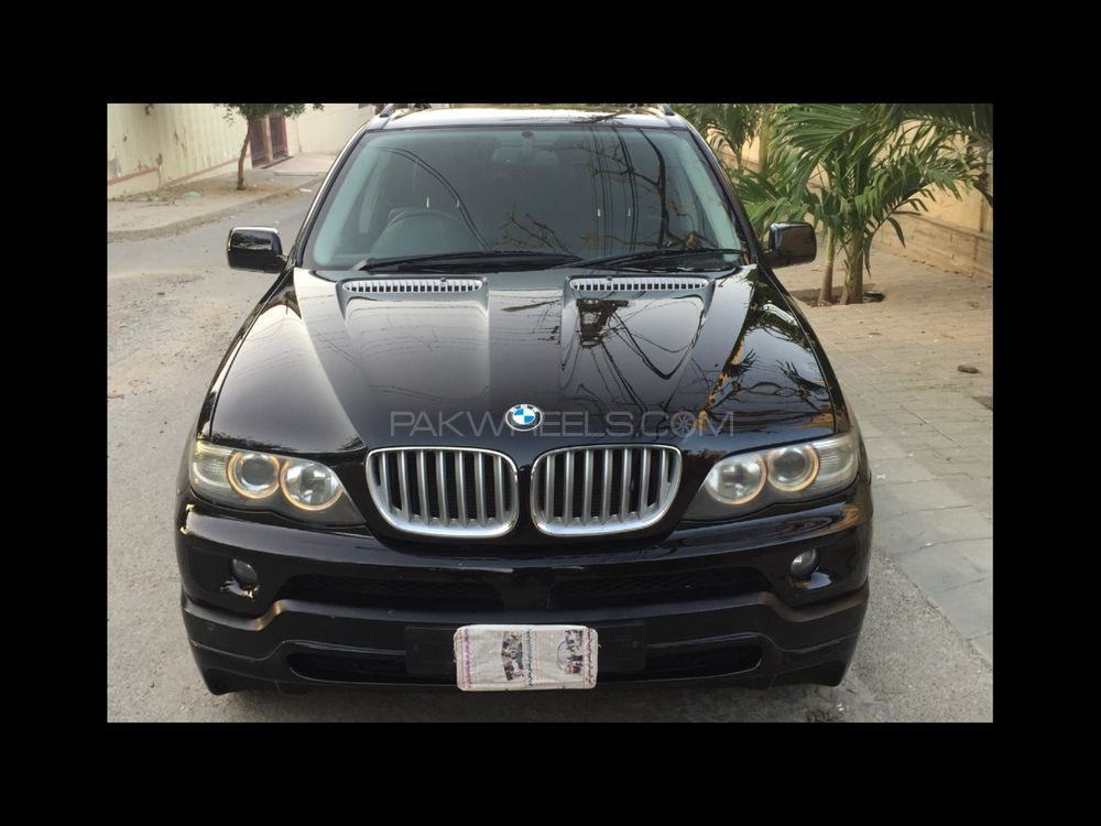 BMW X5 Series 4.4i 2005 Image-1