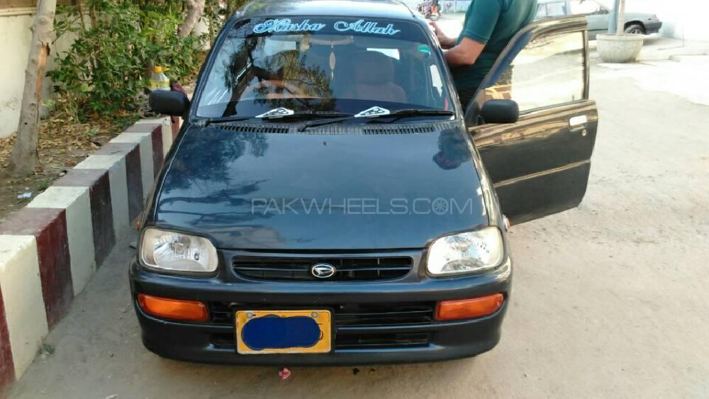 Daihatsu Cuore 2005 Image-1