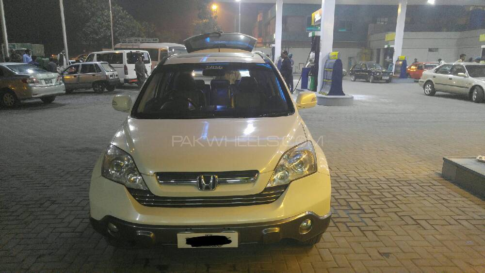 Honda CR-V ZX HDD Navi Smart Edition 2.4 2008 Image-1