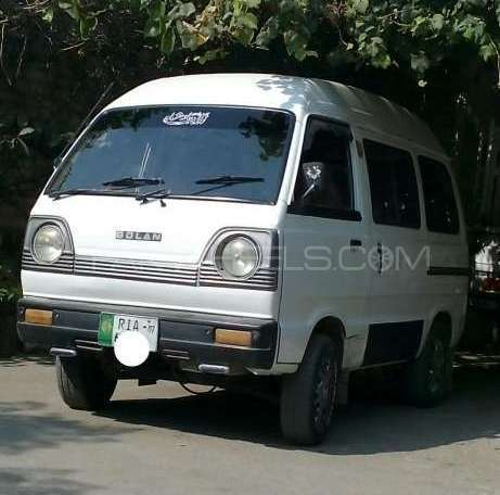 Suzuki Bolan VX 2007 Image-1