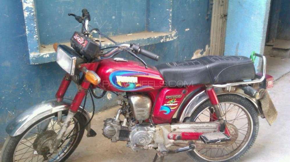 Yamaha Royale YB 100 2004 Image-1