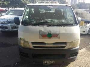 Toyota Hiace Standard 3.0 2007 for Sale in Karachi