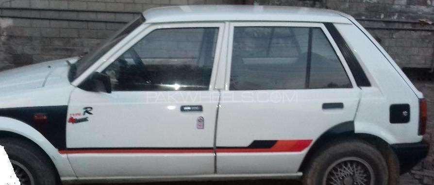 Daihatsu Charade DeTomaso 1984 Image-1