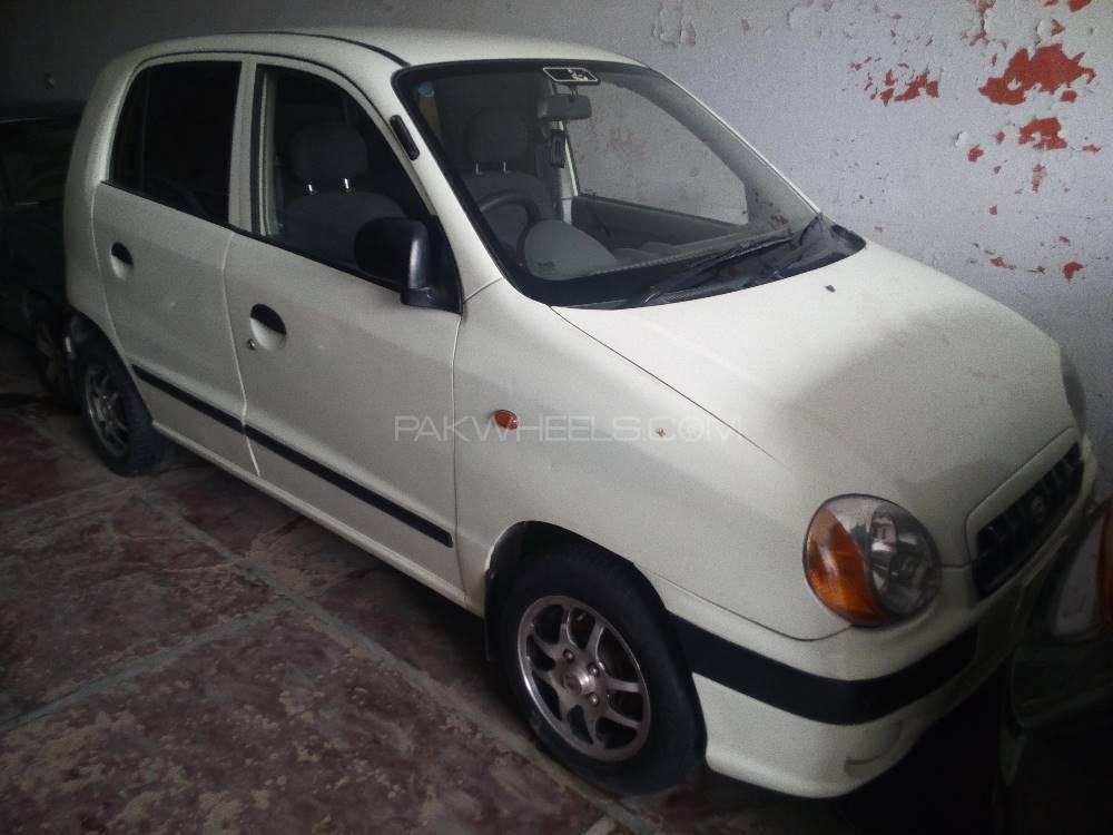 Hyundai Santro Prime GV 2006 Image-1