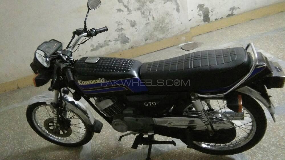 Kawasaki GTO 125 1991 Image-1