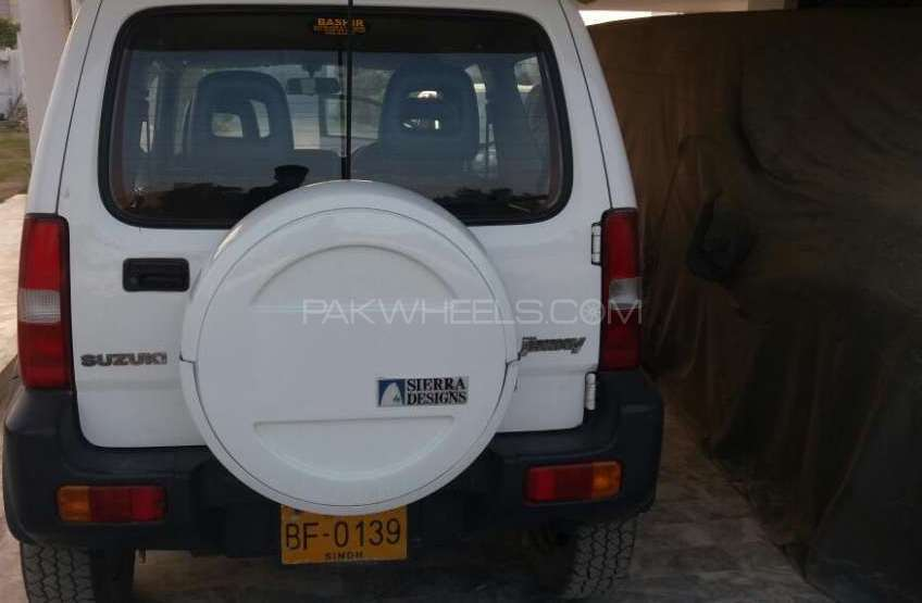 Suzuki Jimny JLDX 2009 Image-1