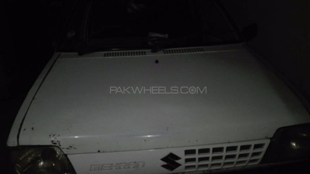 Suzuki Mehran VX (CNG) 2005 Image-1