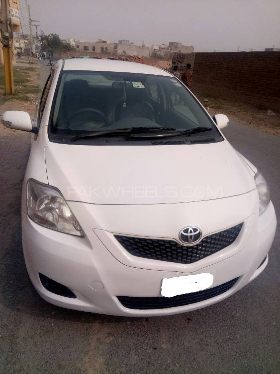 Toyota Belta X Business A Package 1.0 2009 Image-1