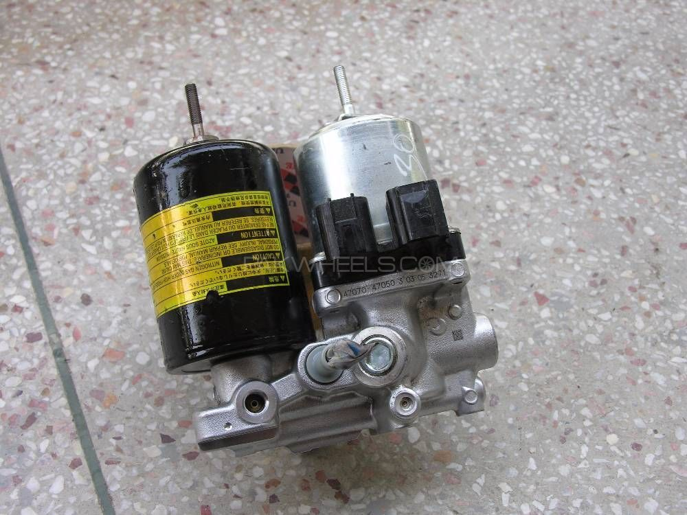 Toyota Prius 1.8 ABS Pump actuator/ modulator Part no. 47070/47050 Fits for 2009-2013 Image-1