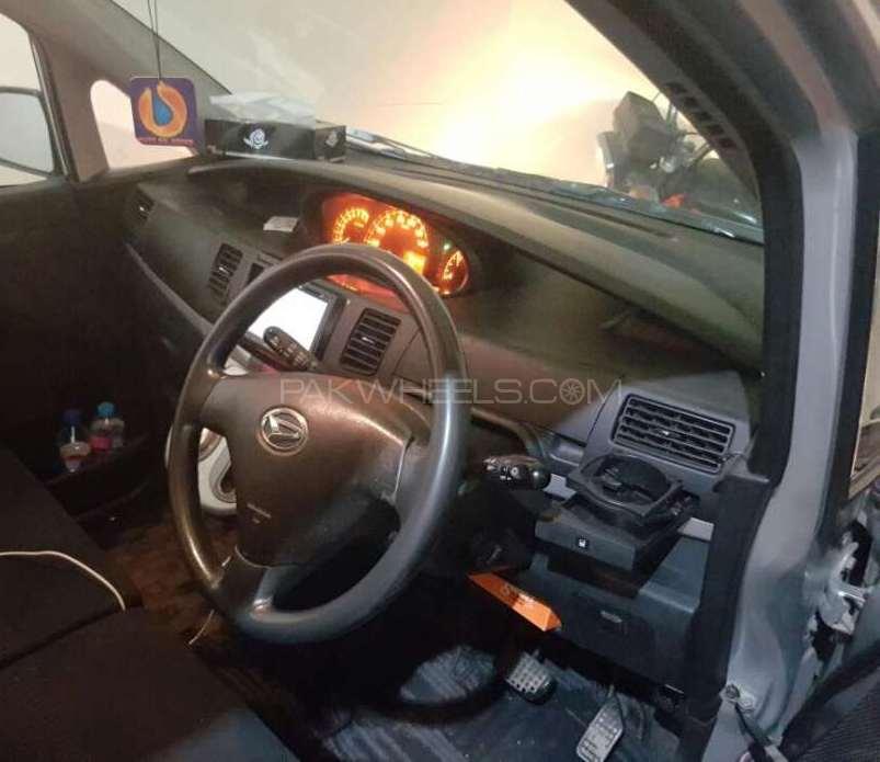 Daihatsu Move Custom X 2007 Image-1