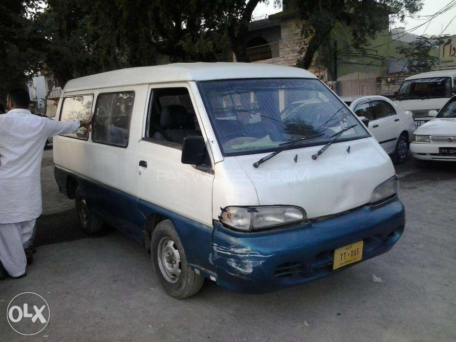 Hyundai Grace 1999 Image-1