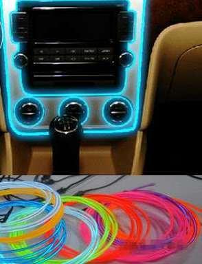 Neon wire interior Image-1