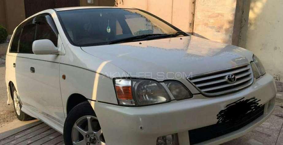 Toyota Gaia 2005 Image-1