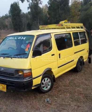 Toyota Hiace 1993 Image-1
