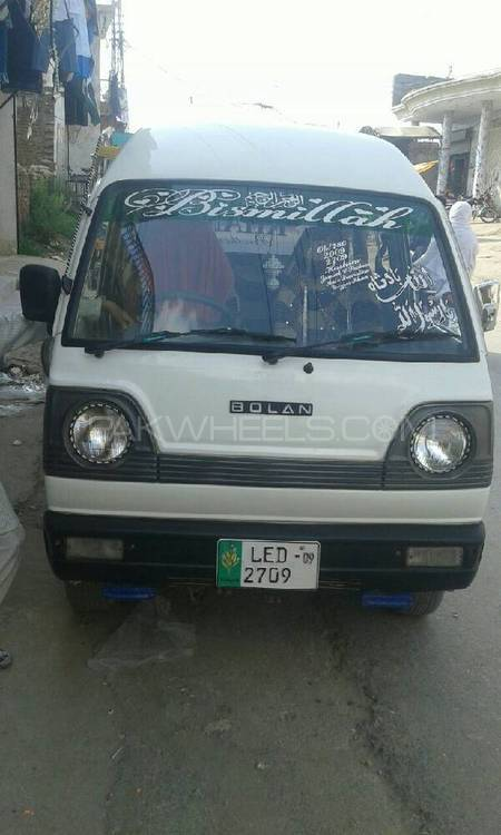 Suzuki Bolan GL 2009 Image-1