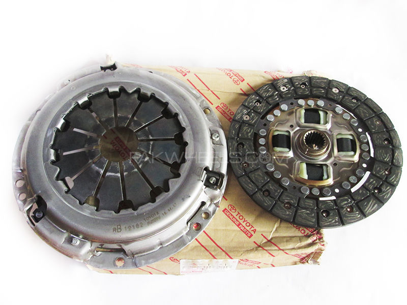 Toyota Corolla Genuine Clutch Pressure set Corolla SE Saloon 2002-2008 Image-1