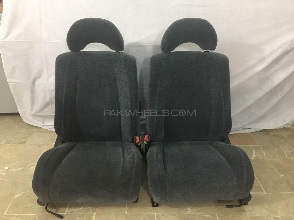 Toyota Corolla Indus seats Image-1