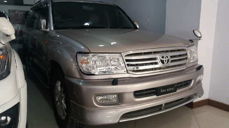Toyota Land Cruiser Amazon 4.2D 2002 Image-1