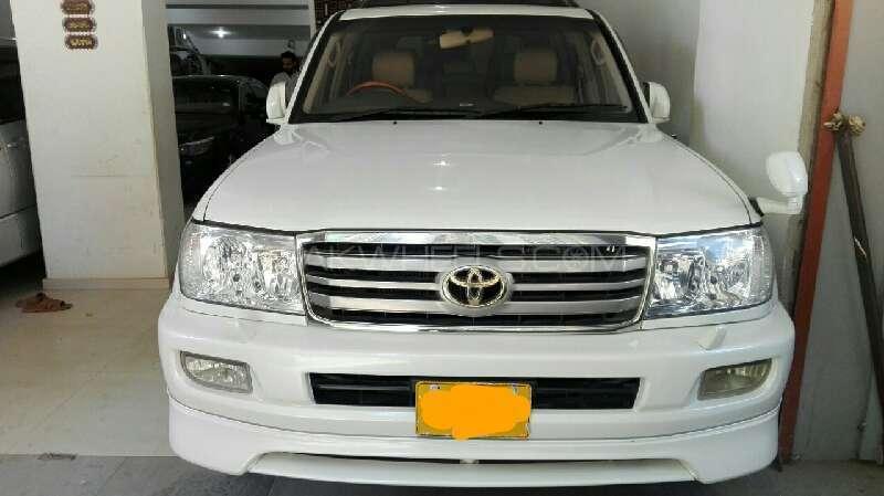 Toyota Land Cruiser VX 4.2D 2004 Image-1