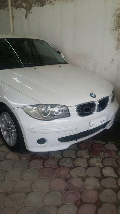 BMW 1 Series 116i 2006 Image-1