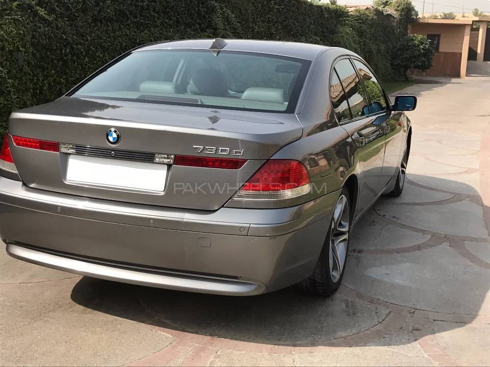 Bmw 7 Series 730d 2003 For Sale In Lahore Pakwheels