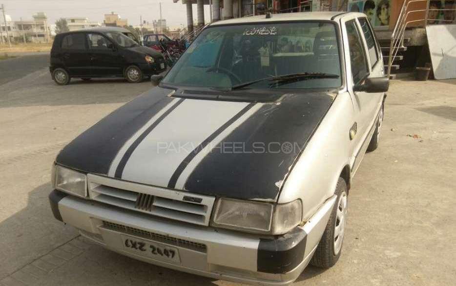 Fiat Uno 60 Diesel 1.7 2000 Image-1