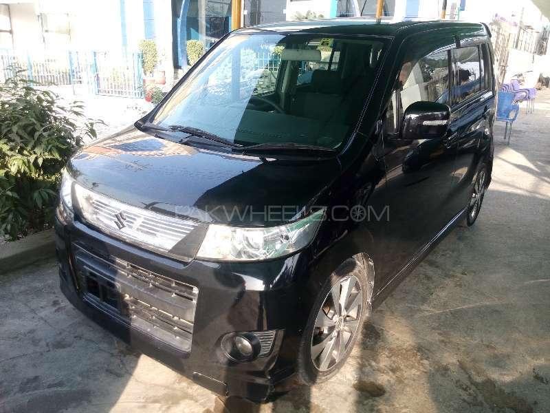 Suzuki Wagon R Stingray X 2011 Image-1