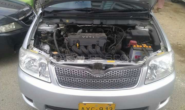 Toyota Corolla Fielder X 2012 Image-1