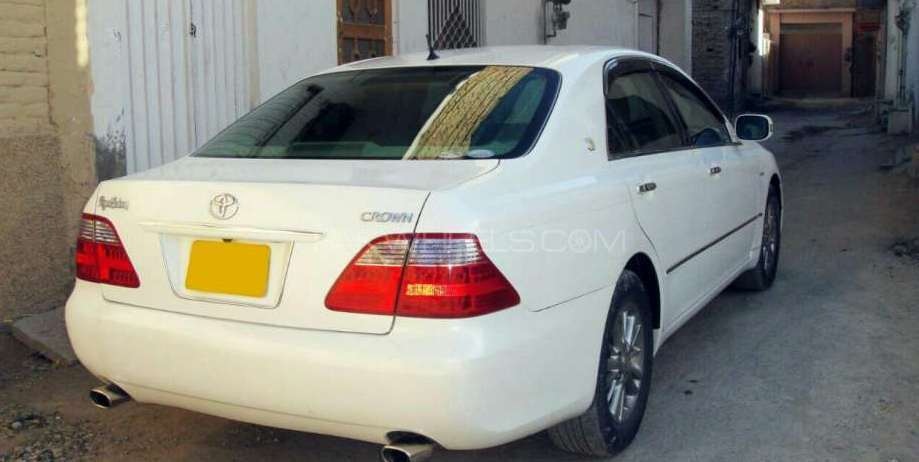 Toyota Crown Royal Saloon 2007 Image-1