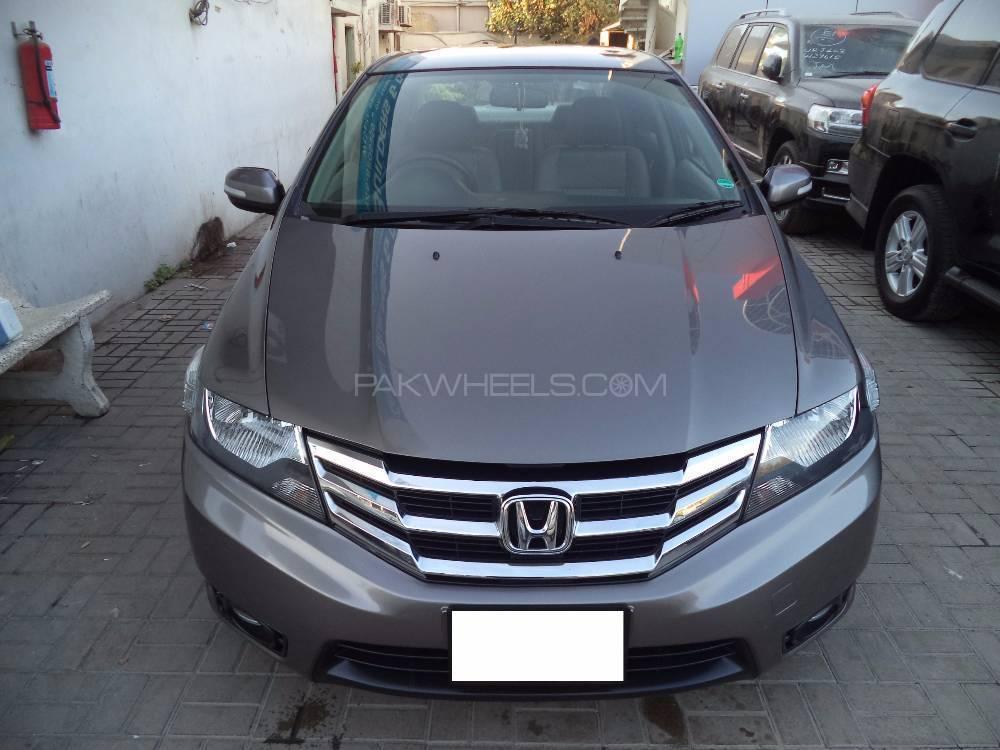 Honda City 1.3 i-VTEC Prosmatec 2014 Image-1