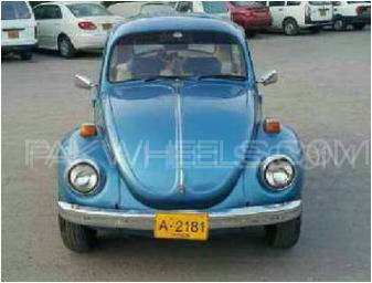 Volkswagen Beetle 1972 Image-1