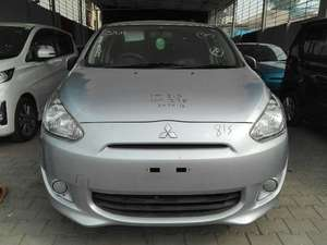 Mitsubishi Mirage 2015 for Sale in Lahore