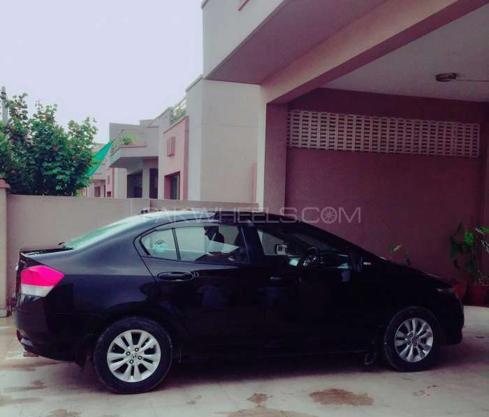 Honda City Aspire 1.3 i-VTEC 2013 Image-1