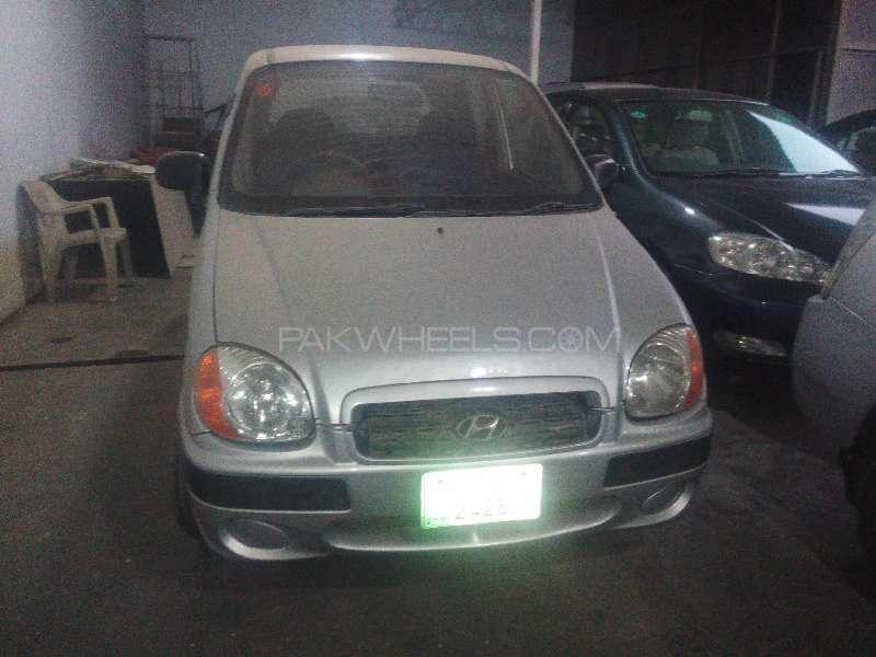 Hyundai Santro Club 2009 Image-1