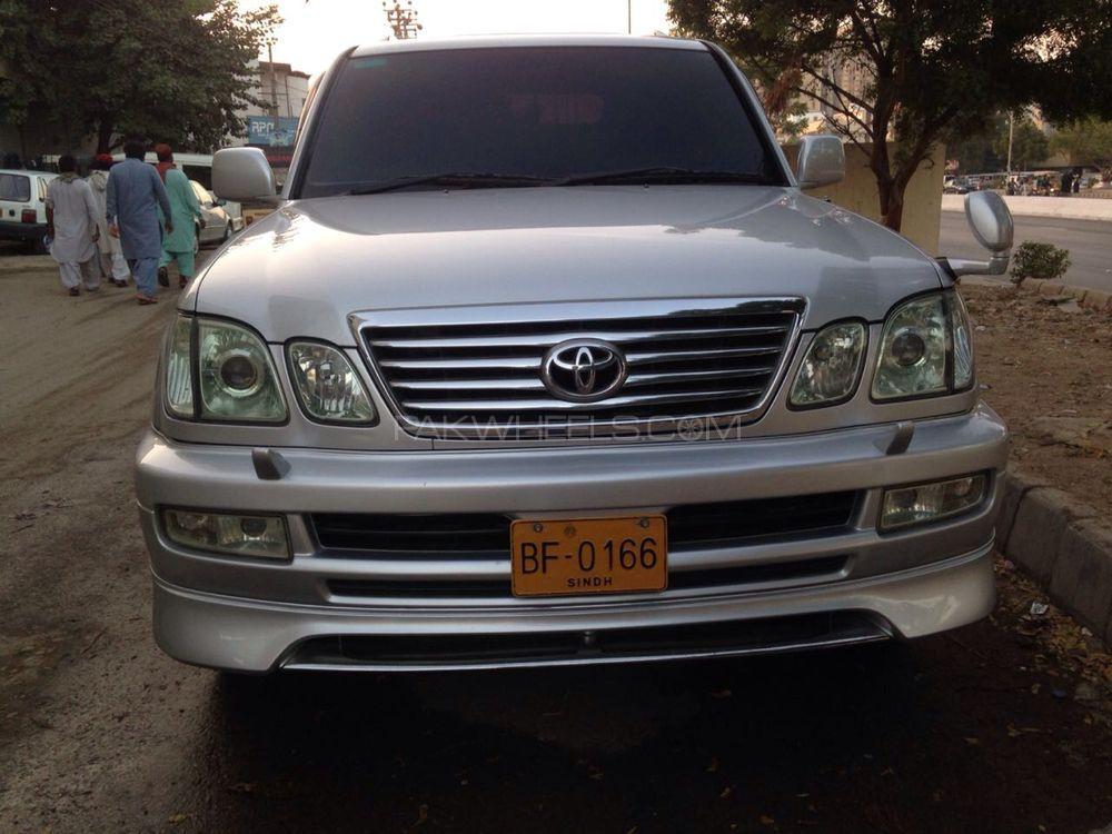 Lexus LX Series LX470 2005 Image-1