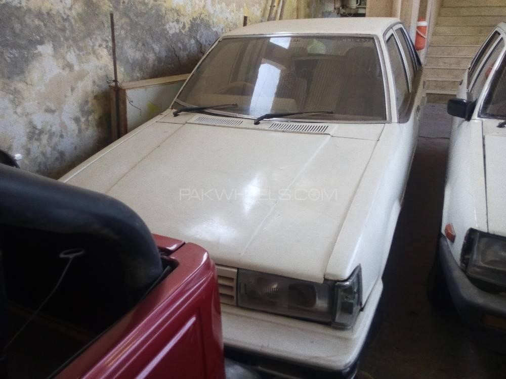 Nissan Sunny GL 1989 Image-1