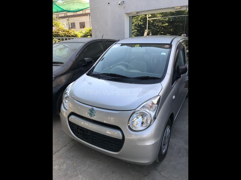Suzuki Alto Eco ECO-L 2013 Image-1